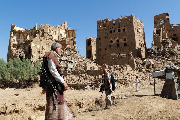 Il negoziato in Svezia sullo Yemen è iniziato