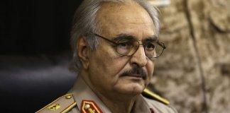 Governo militare in Libia?