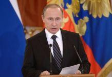 Putin tira le somme dell'intervento in Siria