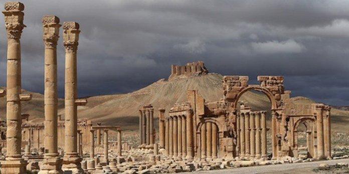 Russia e governo siriano di Bachar al-Assad vicine a liberare la città archeologica di Palmira.