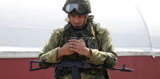 La Russia vieta l'uso di smartphone ai militari