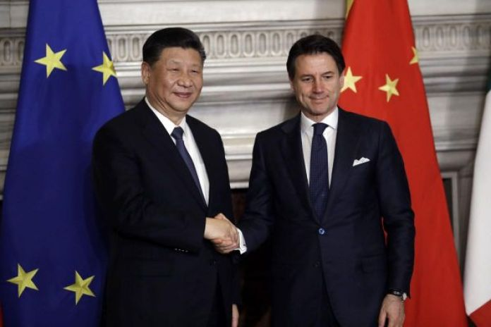 Dalla Cina con furore. Firmato il memorandum d'intesa.jpg