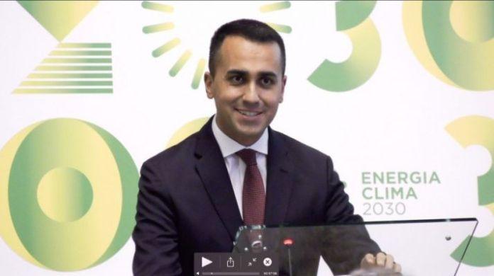 Il piano nazionale integrato italiano per l'energia e il clima 2030