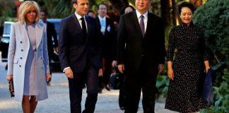 Macron fa affari con la Cina poi si ricorda dei diritti umani