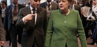 Scontro tra Merkel e Macron. Francia e Germania divise su tutto
