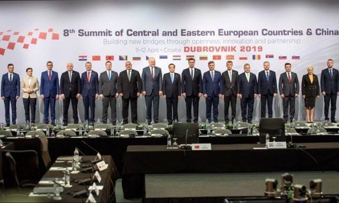 Vertice Cina Est Europa. Focus sulla via della seta