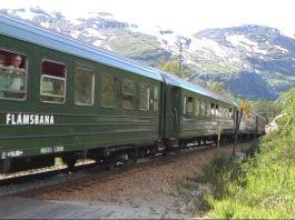 I cinque migliori viaggi in treni panoramici in Europa