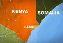 Crisi di frontiera Kenya Somalia