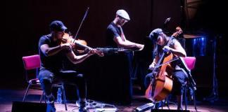 Luca d'Alberto Trio a Bratislava