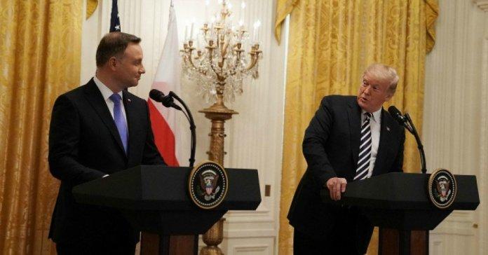 Perché Trump manda 1000 soldati in Polonia