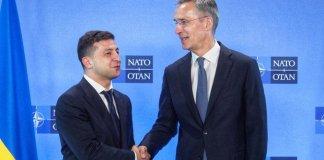 Zelensky sceglie Nato e Ue