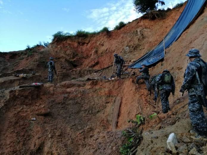 Ecuador lancia offensiva contro le miniere abusive