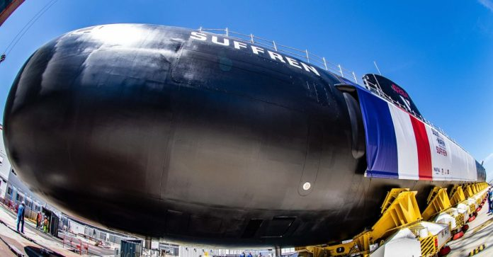 La Francia presenta Suffren il sottomarino nucleare