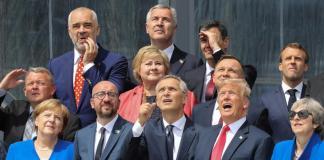 La solitudine europea negli equilibri globali