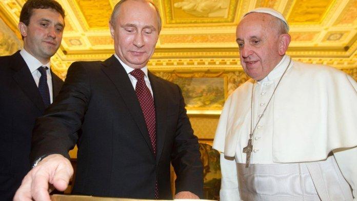 Putin a Roma