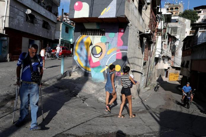 Dagor il writer che vuole cambiare il volto del barrio di Caracas