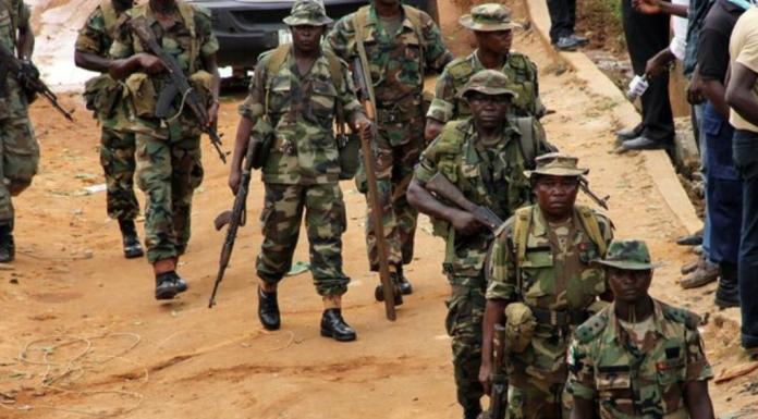 colpo di stato in Burkina Faso