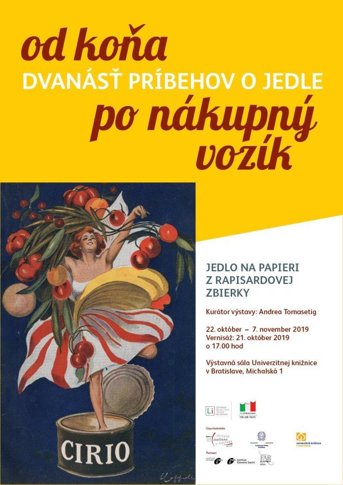 Slovacchia dodici opere sul cibo