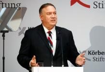 Pompeo attacca Russia e Cina in un intervento a Berlino