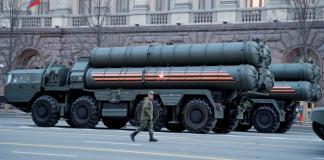 Turchia testa s-400 il sistema difensivo russo