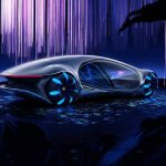 Mercedes Vision Avtr: breaking through on the future