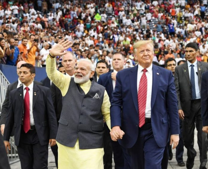 Trump annuncia accordo militare con l'India