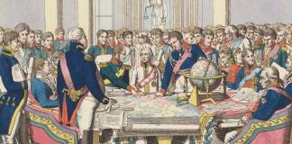 Appunti di storia delle relazioni internazionali il mondo nel 1815