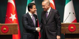 Italia cede il passo alla Turchia