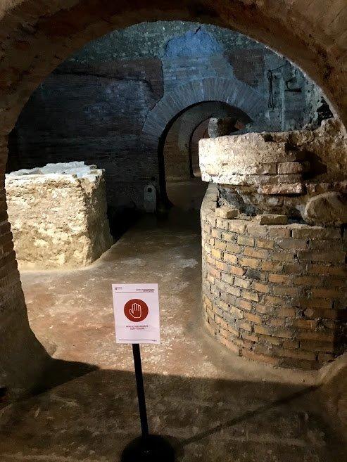 Le cisterne romane di Fermo