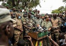 Mali d'Africa gli ufficiali autori del golpe addestrati dagli Stati Uniti