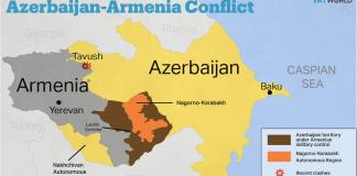 E' guerra tra Armenia e Nargorno Karabakh
