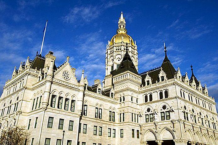 Hartford il campidoglio