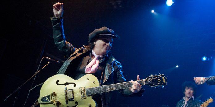 E' morto Sylvain Sylvain, chitarista dei New York Dolls