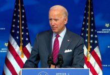 Joe Biden buona la seconda