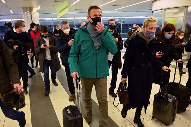 L'arresto di Navalny e il nervosismo russo