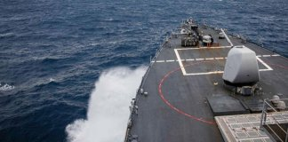 Alta tensione Cina Stati Uniti nel Mar Cinese Meridionale