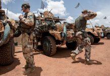 Truppe svedesi in Mali