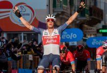 Milano Sanremo vince Stuyven