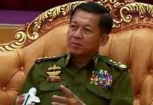 Il capo dei golpisti in Myanmar partecipa al summit dell'Asean