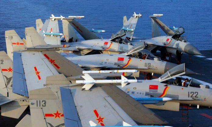 Malesia protesta contro la Cina per jet cinesi nel suo spazio aereo