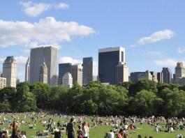New York organizza un concerto a Central Park