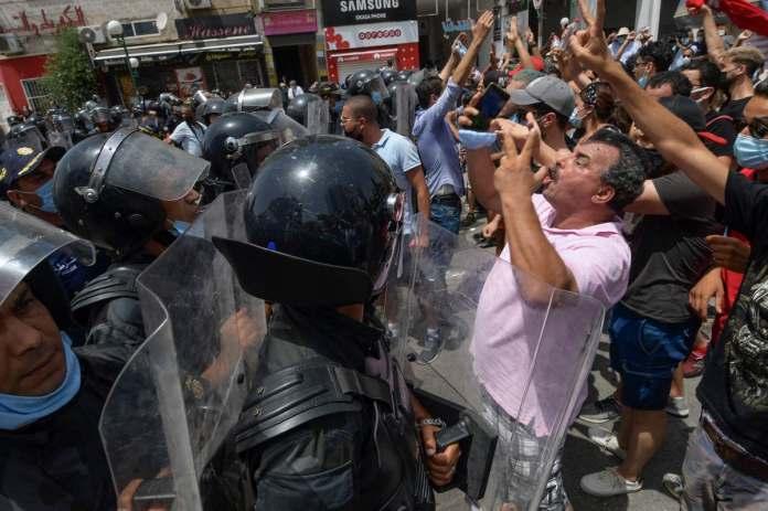 Cosa succede in Tunisia