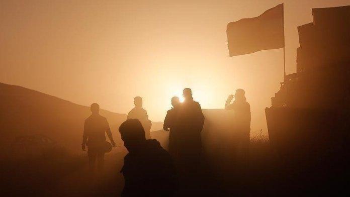 Attentato dell'isis in Iraq