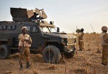 Attacco contro l'esercito del Burkina Faso