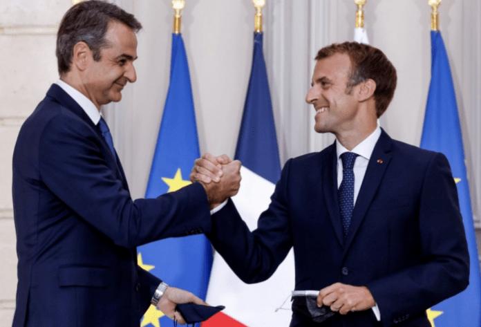 Cos'è l'accordo difensivo tra Francia e Grecia