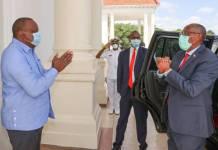 Crisi di frontiera marittima Kenya e Somalia
