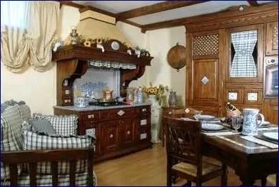 Arredamento Cucina Casa Di Campagna : Come arredare una casa di campagna stili notizie in vetrina