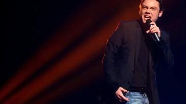 Tiziano Ferro è diventato un membro della giuria dei Grammy Award