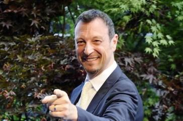 """Sanremo 2022, la conferma di Amadeus: """"Ci sarà anche lui"""""""