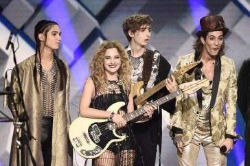 I Maneskin battono Ed Sheeran e Dua Lipa: sono secondi nella Spotify Global Chart